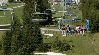 Marienbergbahn in Biberwier, © Bergbahnen Langes Lermoos Biberwier
