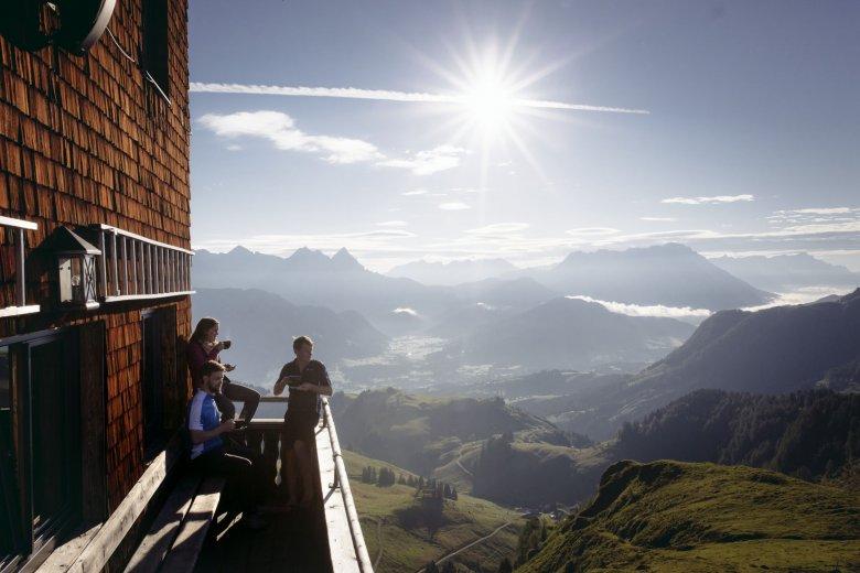 Kitzbühel, Hornköpfelhütte