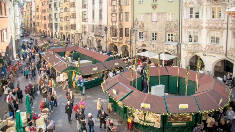 Ostermarkt Innsbruck, © Innsbruck Tourismus/Alexander Tolmo