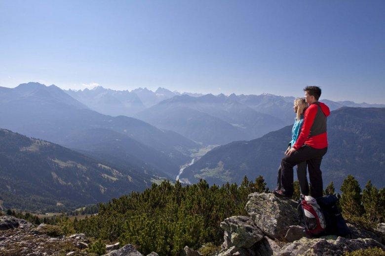 Panoramablick am Venet, Foto: TVB Tirol West, Daniel Zangerl