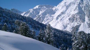 Winterlandschaft Berau, © Silberregion Karwendel