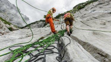 Klettergarten Multerkarwand, © Sportalpen Marketing