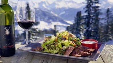 PlatzlAlm Salat Rind + Red Heaven, © MediaShots | Marco Kessler