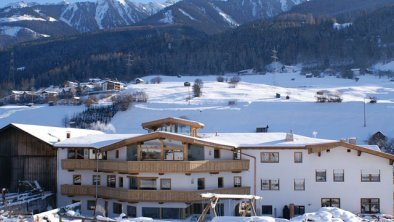 Bauernhof Gabl - Leneler im Winter