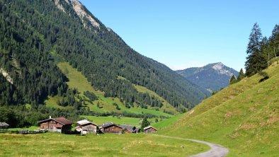 Wandern Bergsteigerdorf Vals Geraer Hütte (15)