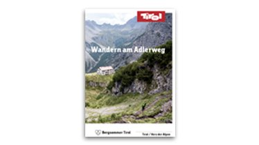 Adlerweg-Faltkarte, © Tirol Werbung