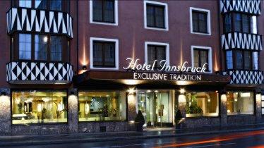 Das 4-Sterne Hotel in der historischen Altstadt, © Hotel Innsbruck