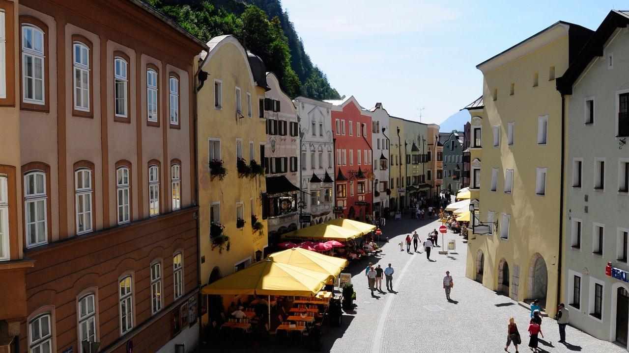 Altstadt Rattenberg, © Alpbachtal Tourismus