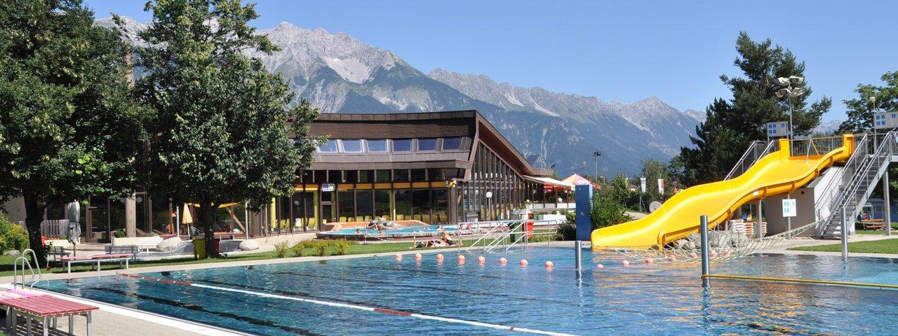Freizeitzentrum Axams, © Innsbruck Tourismus