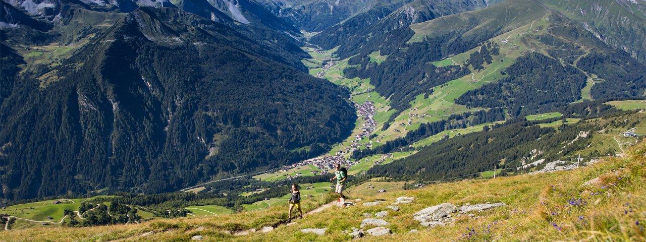 Wandern in Tux, © TVB Tux-Finkenberg / Hannes Sautner