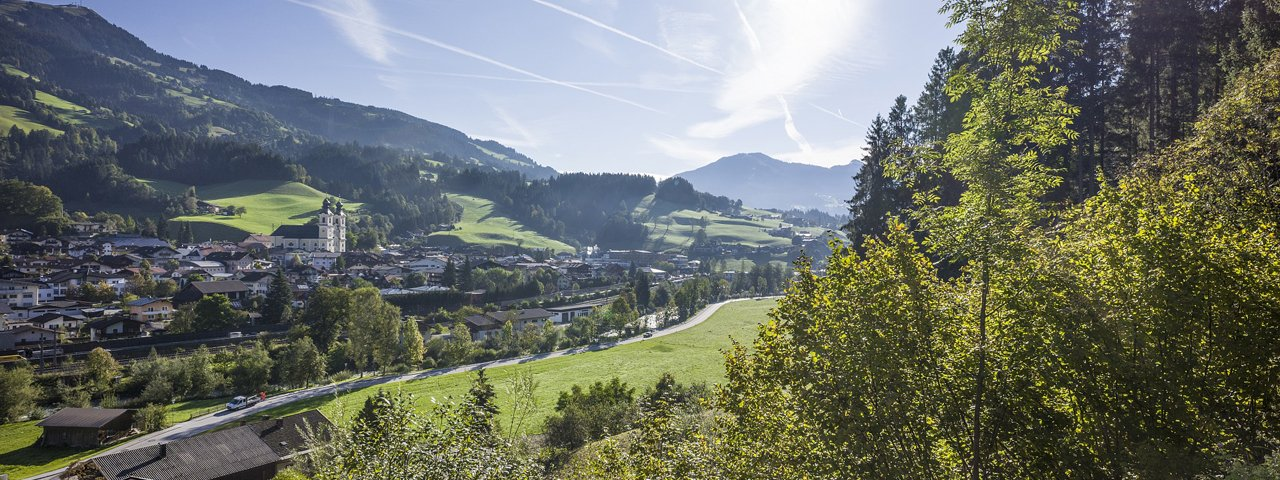 Blick auf Hopfgarten im Sommer, © Hannes Dabernig