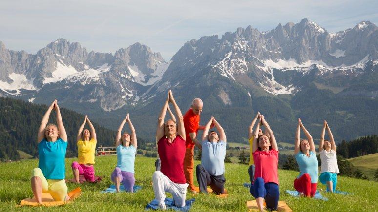 Yoga im Sivananda Yoga Seminarhaus, © Sivananda Yoga Seminarhaus