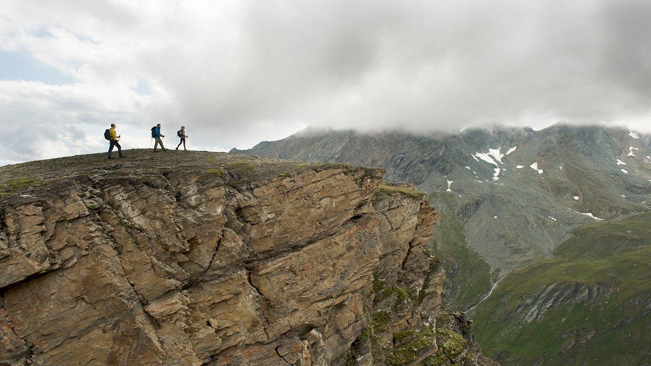 Adlerweg-Etappe von der Stüdlhütte zum Lucknerhaus, © Tirol Werbung/Frank Bauer