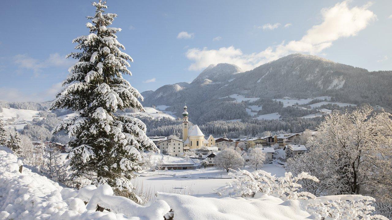 Reith im Alpbachtal im Winter, © Alpbachtal Tourismus / Matthias Sedlak