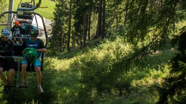 Doppelsesselbahn Mutzkopf in Nauders, © Tirol Werbung/Erwin Haiden