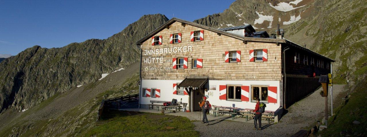 Innsbrucker Hütte, © Innsbrucker Hütte