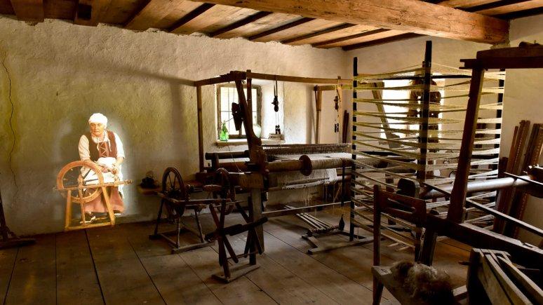 Museum Tiroler Bauernhöfe, © Alpbachtal Tourismus/Gabriele Grießenböck