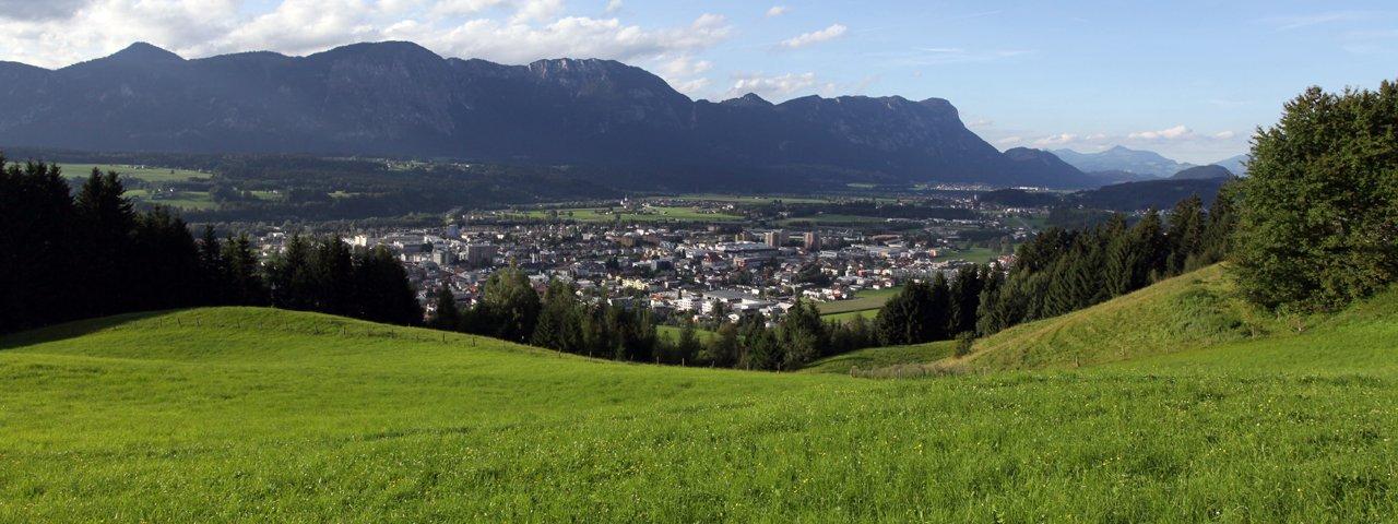 Blick vom Hennersberg, © Kitzbüheler Alpen Marketing/Hannes Dabernig