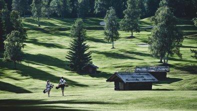 Golfen am Golfclub Seefeld Wildmoos, © Olympiaregion Seefeld - S.Elsler