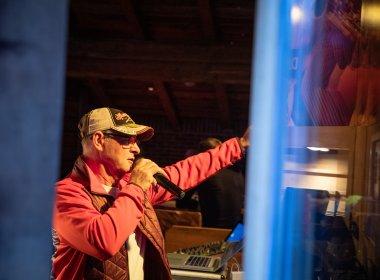 TW Berufe – Mooserwirt DJ Gerhard Schmiederer; in St Anton am Ar