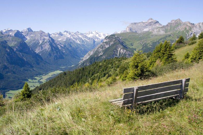 Der perfekte Ort zum Entspannen – hoch über dem Gschnitztal. , © Tirol Werbung, Markus Jenewein