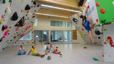 Koasa Boulderhalle St. Johann in Tirol, © Bernhard Geisler