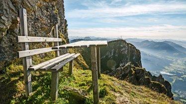 Aussichtspunkt am Kitzbüheler Horn, © PV Werbung und Marketing/Vonier Peter