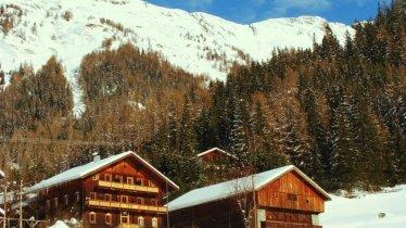 Burgkererhof im Winter