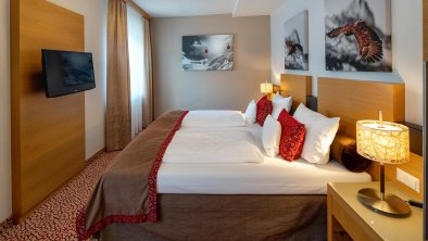 Suite Schlafbereich Fürstenhaus