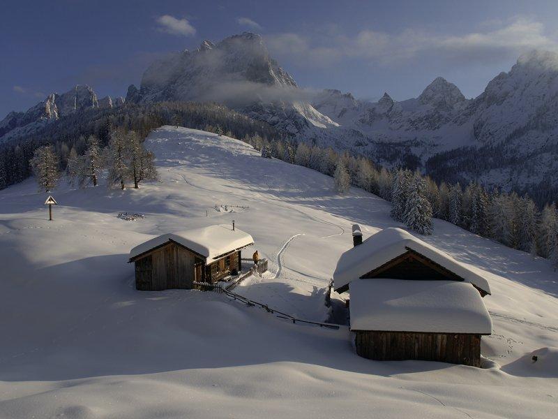 Winterurlaub in den Lienzer Dolomiten, © Osttirol Tourismus