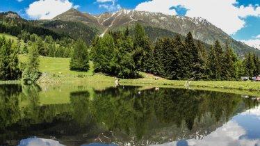 Schnadiger Weiher, © Tiroler Oberland Tourismus