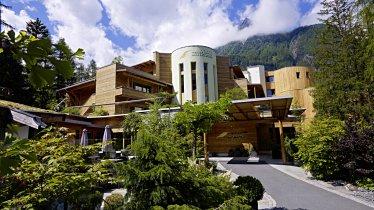 Naturhotel Waldklause Längenfeld, © Hotel Waldklause