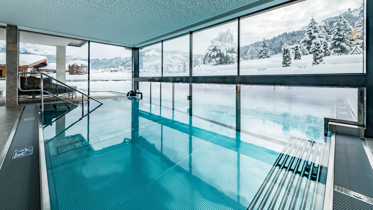 Kitzspitz Naturhotel Pool, © Kitzspitz Naturhotel