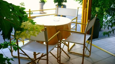 Terrasse, © Hotel Sonne Lienz