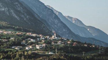 Stanz bei Landeck im Sommer, © Tirol West/Roman Huber