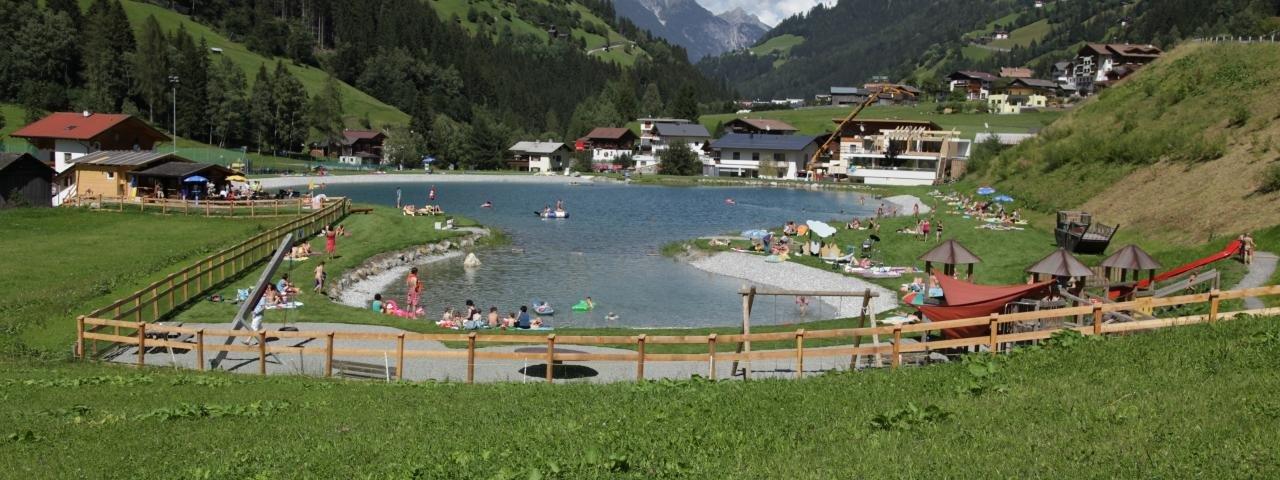 Badesee See, © Ferienregion Paznaun - Ischgl