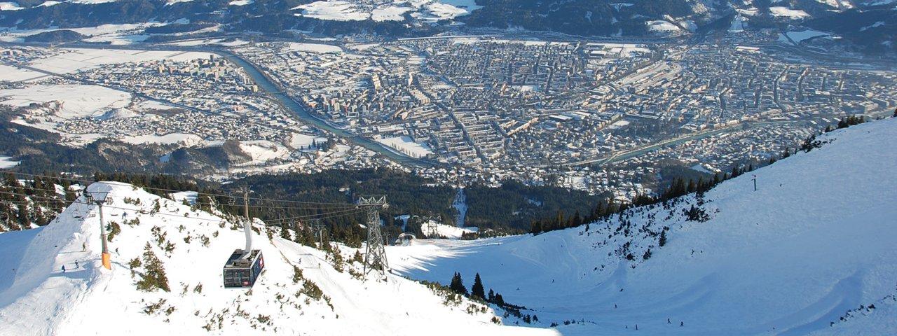 Nordkette Innsbruck - Seegrube, © Tirol Werbung/Michael Gams