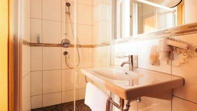 Komfort Doppelzimmer - Badezimmer