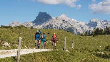 KAT-Bike: Mountainbiken in den Kitzbüheler Alpen, © Erwin Haiden