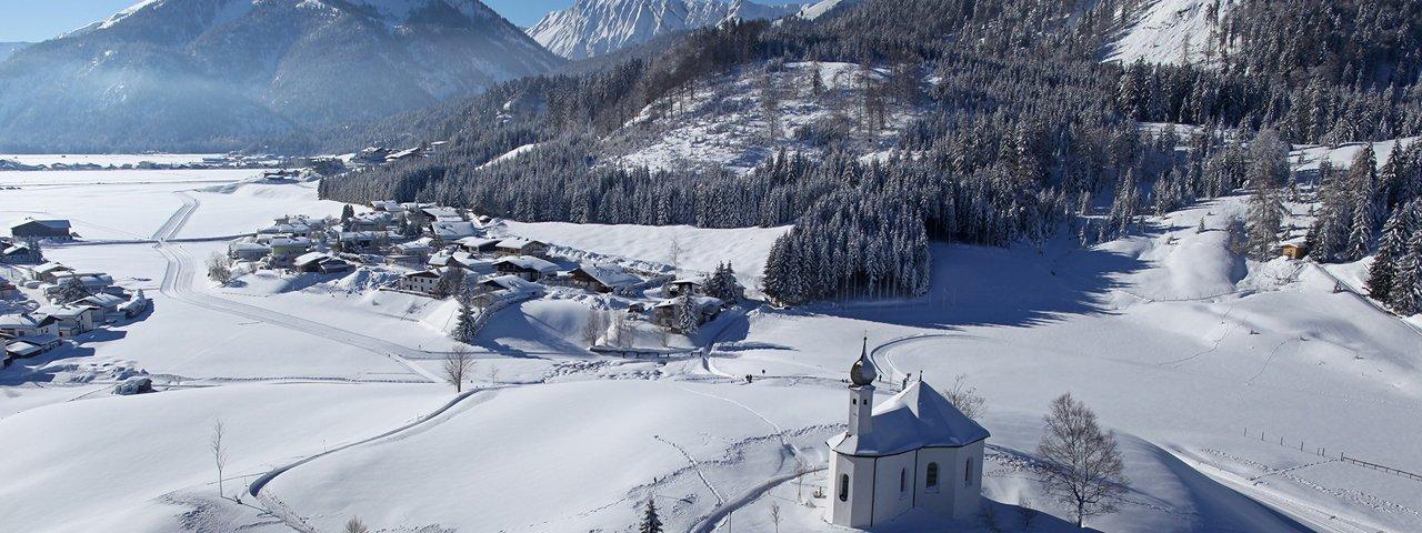 Ortsloipe Achenkirch, © Achensee Tourismus