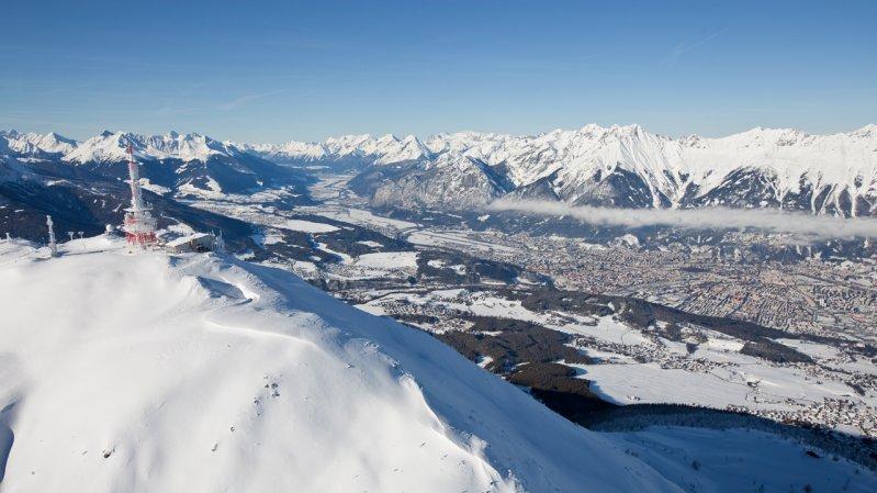Skigebiet Patscherkofel in Innsbruck, © Innsbruck Tourismus