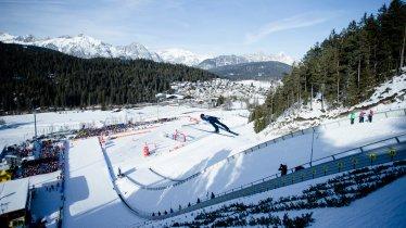 Weltcup der Nordischen Kombination in Seefeld, © Olympiaregion Seefeld/Stephan Elsler