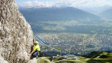 Sportklettern Innsbruck, © Innsbruck Tourismus