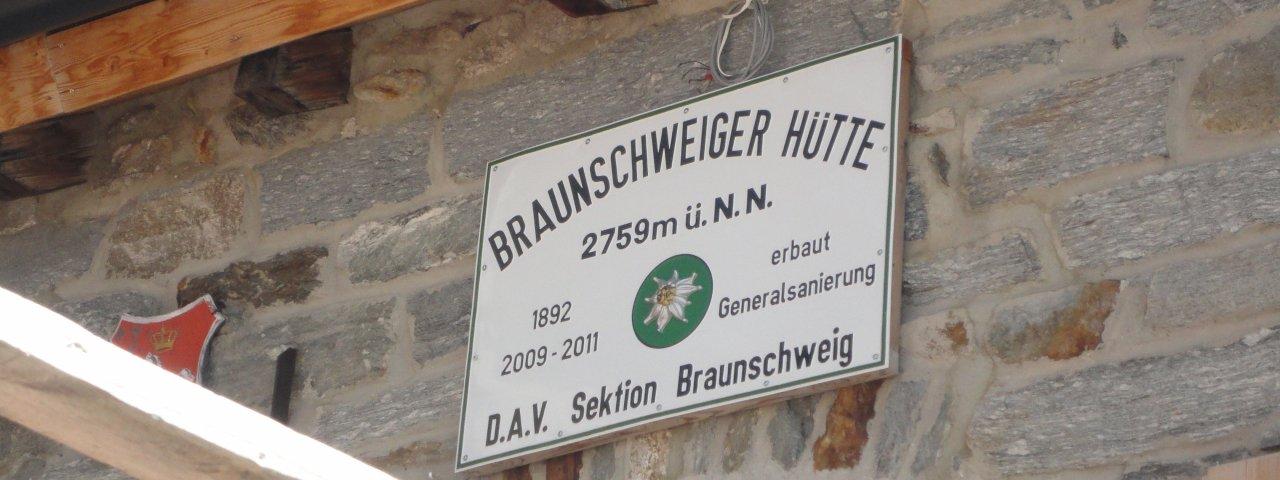 Braunschweiger Hütte, © Tirol Werbung/Ines Mayerl
