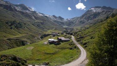 Die Almkäserei befindet sich auf der schönen Junsalm, © Tirol Werbung / Maren Krings