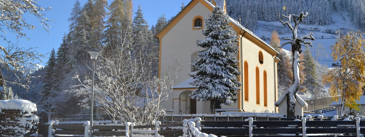 Bergsteigerdorf St. Jodok im Winter, © TVB Wipptal