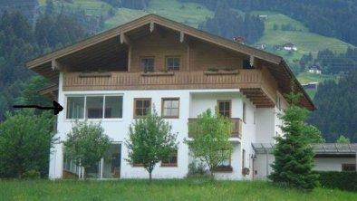 Haus im Sommer