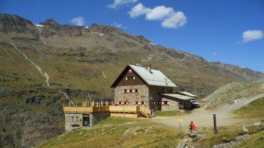 The Langtalereckhütte, © Ötztal Tourismus