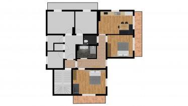 Apartment 70m²