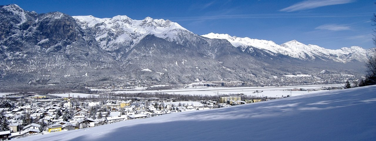 Völs im Winter, © Innsbruck Tourismus/Irene Ascher